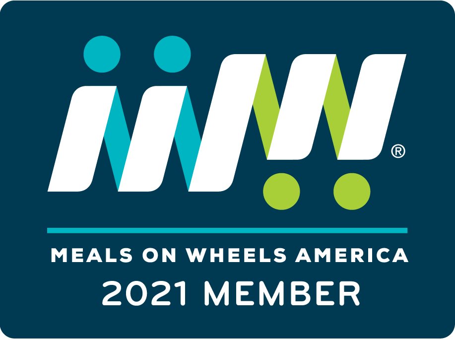 Meals on Wheels 2021 member